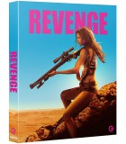 Revenge (2017) Limited Edition (Blu-ray)