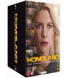 Homeland - Season 1-6. (24 DVD)