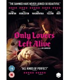 Only Lovers Left Alive (2013) DVD