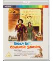 Comanche Station (1960) Blu-ray 29.7.