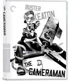The Cameraman (1928) Blu-ray 22.7.