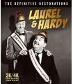 Laurel & Hardy: The Definitive Restorations (4 Blu-ray)