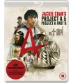Jackie Chans Project A & Project A Part II (2 Blu-Ray)