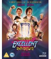 Bill & Ted's Excellent Adventure (1989) Blu-ray