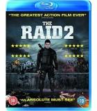 The Raid 2: Berandal (2014) Blu-ray