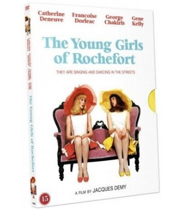 The Young Girls Of Rochefort (1967) DVD