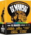 The Fu Manchu Cycle (1965 - 1969) (5 Blu-ray)