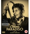 Cinema Paradiso (1988) (4K UHD + Blu-ray)