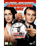 Groundhog Day (1993) DVD