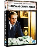 The Thomas Crown Affair (1968) DVD