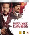Sherlock Holmes: A Game of Shadows (2011) (4K UHD + Blu-ray)