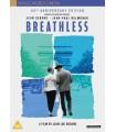 Breathless (1960) DVD