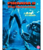 Piranha Part Two: The Spawning (1981) Blu-ray