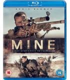 Mine (2016) Blu-ray