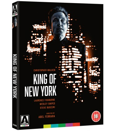 King of New York (1990) Blu-ray