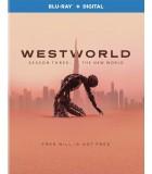 Westworld - Kausi 3 (2016– )  (3 Blu-ray) 23.11.