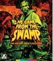 He Came from the Swamp: The William Grefé Collection (1966 - 1977)  (4 Blu-ray)