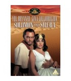 Solomon And Sheba (1959) DVD