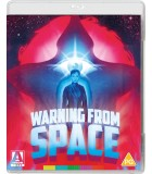 Warning From Space (1956) Blu-ray