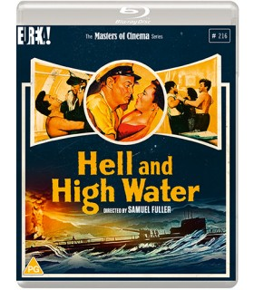 Hell and High Water (1954) Blu-ray 9.12.