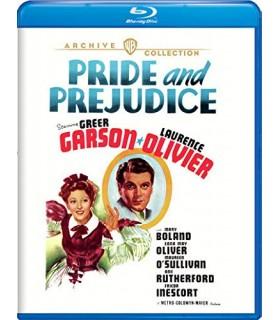 Pride and Prejudice (1940) Blu-ray