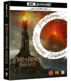 The Lord of the Rings - Extended Trilogy ( 9 Disc 4K UHD)