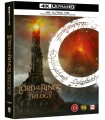 The Lord of the Rings - Extended Trilogy ( 9 Disc 4K UHD) 7.12.