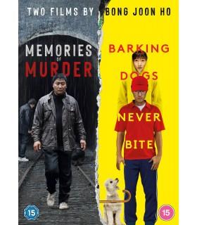 Memories Of Murder / Barking Dogs Never Bite (2000 - 2003) (2 DVD) 25.11.