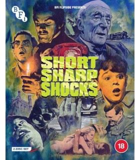 Short Sharp Shocks (1949 - 1980) Limited Edition (2 Blur-ray) 18.11.