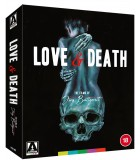 Love & Death - Jörg Buttgereit Collection (4 Blu-ray)