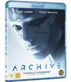 Archive (2020) Blu-ray