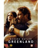 Greenland (2020) DVD