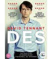 Des (2020) DVD