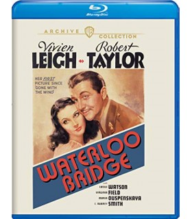 Waterloo Bridge (1940) Blu-ray
