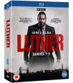 Luther - Complete Collection (2010 – 2019) (7 Blu-ray)