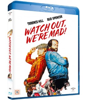 Watch Out, We're Mad! (1974) Blu-ray