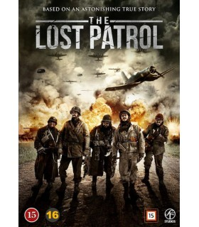The Lost Patrol (2013) DVD