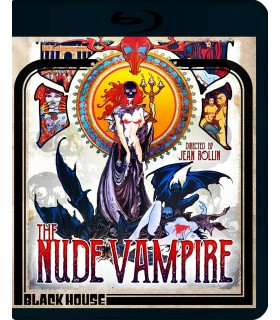 The Nude Vampire (1970) Blu-ray