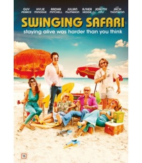 Swinging Safari (2018) DVD