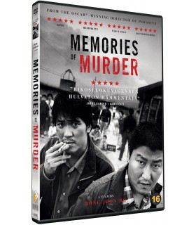 Memories of Murder (2003) DVD 19.2.
