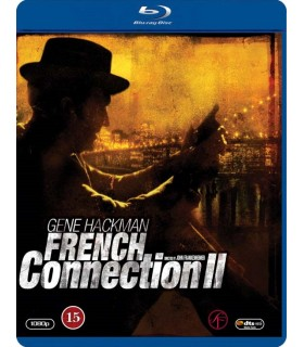 French Connection II (1975) Blu-ray