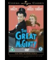 The Great McGinty (1940) DVD