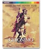 Geronimo: An American Legend (1993) Blu-ray 27.1.