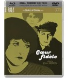 Coeur Fidele (1923) (Blu-ray + DVD)