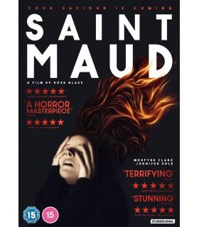 Saint Maud (2019) DVD 3.2.