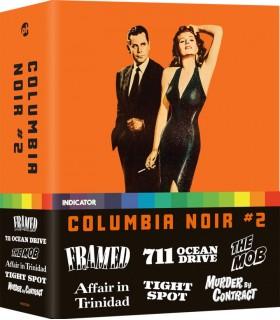 Columbia Noir - Volume 2. (1947 - 1958) (6 Blu-ray) 17.2.