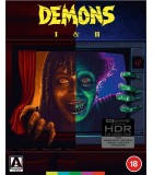 Demons & Demons 2 (1985 / 1986) Limited Edition (2 4K UHD) 22.2.