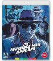 The Invisible Man Appears  / The Invisible Man vs. The Human Fly (1949 - 1957) Blu-ray 17.3.