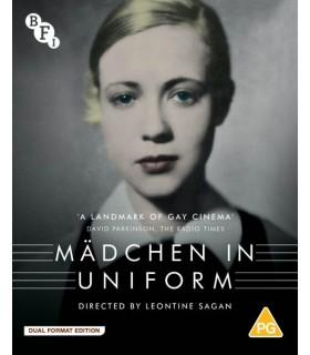 Mädchen in Uniform (1931) (Blu-ray + DVD) 10.3.