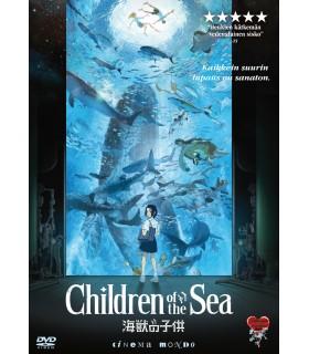 Children of the Sea (2019) DVD